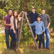 Serena Ayscue family