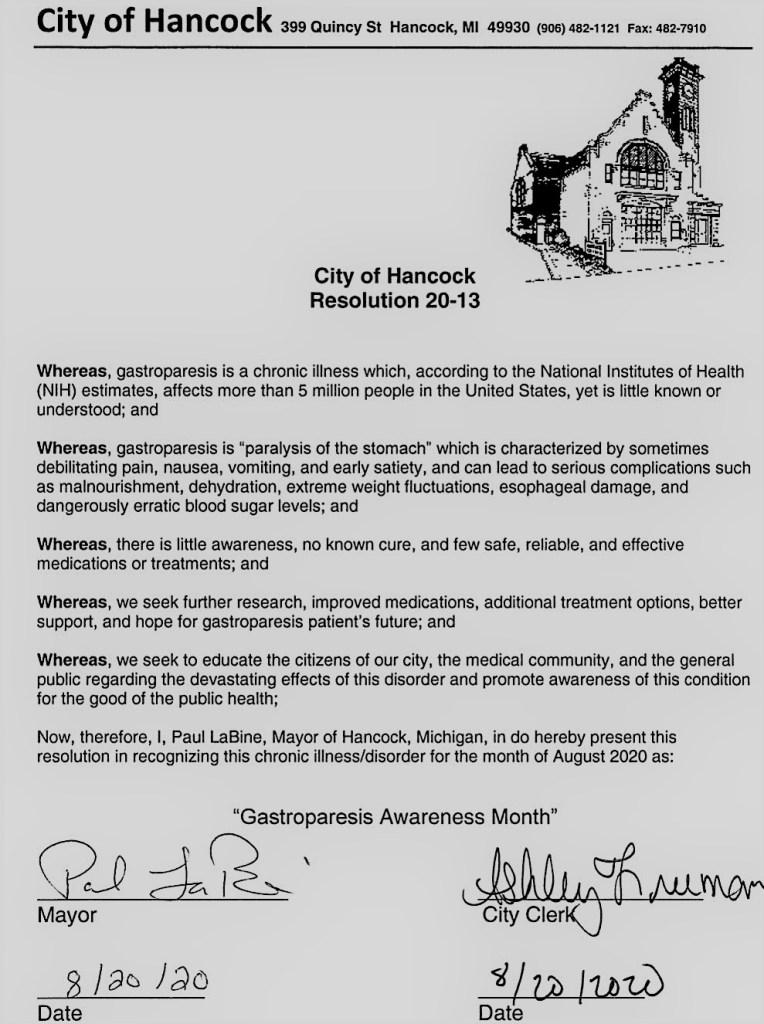 Hancock, MI - courtesy of Jennifer Ann