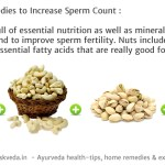 useful titbits home remedies!!!natural home remedies to increase sperm count