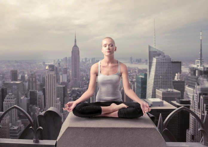 5 Easy Yoga Poses for Stress Relief