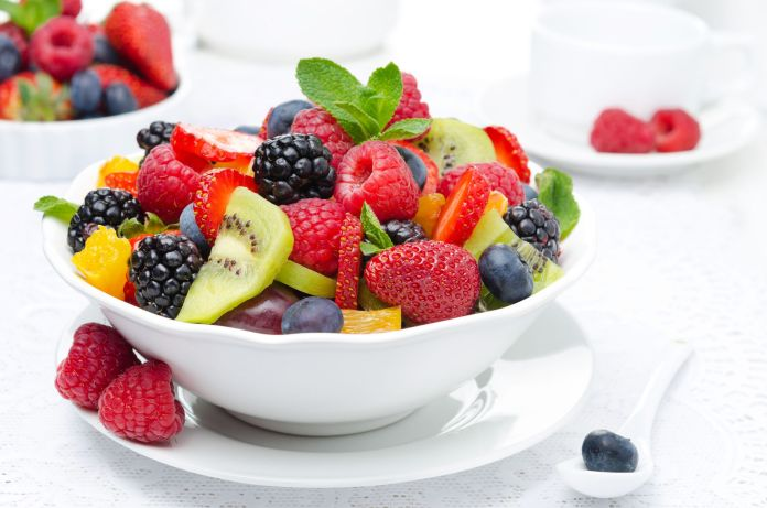 Fruits as a natural food product can be used to manage acidity –