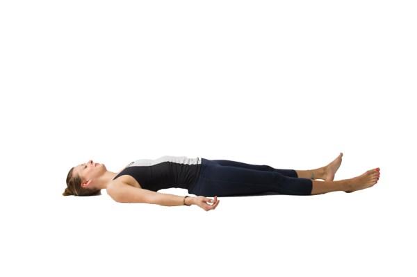5 Yoga Poses to Welcome the Spring - Corpse Pose (Savasana)