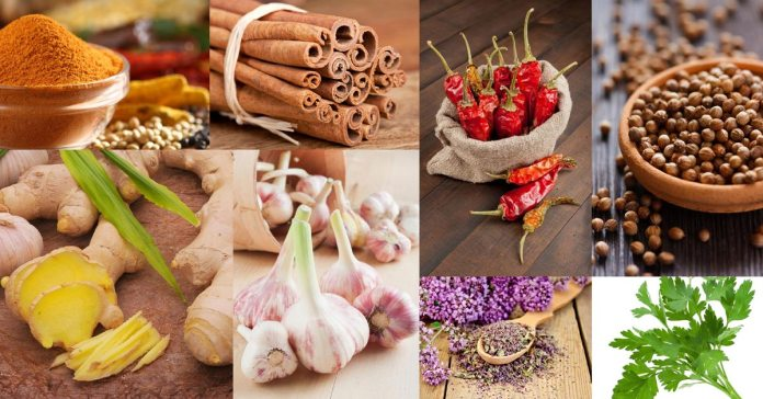 8 Amazing Spices and Their Medicinal Benefits