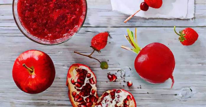 red-and-fruity