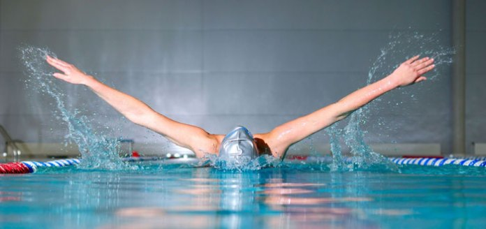 Warning: Swimming Can Burn. Not You…but your Calories.