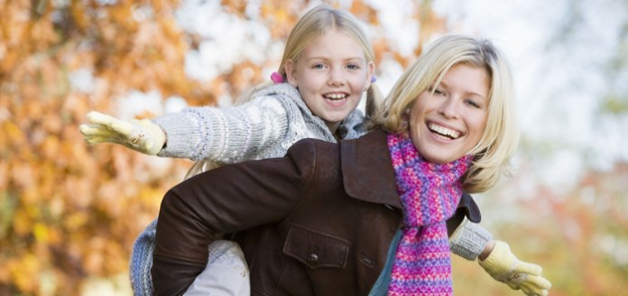 A Healthy & Happy Mom is a Better Mom!- Top 10 Health Tips for Busy Moms.