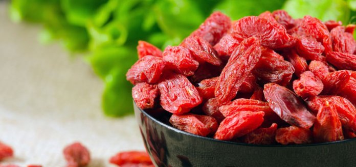 What Makes Goji Berries A Top 10 Super Food.