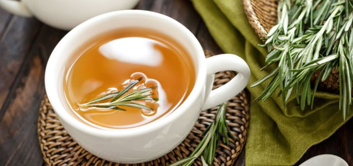 11 Soothing Wonders From Sipping Hot Rosemary Tea Daily.