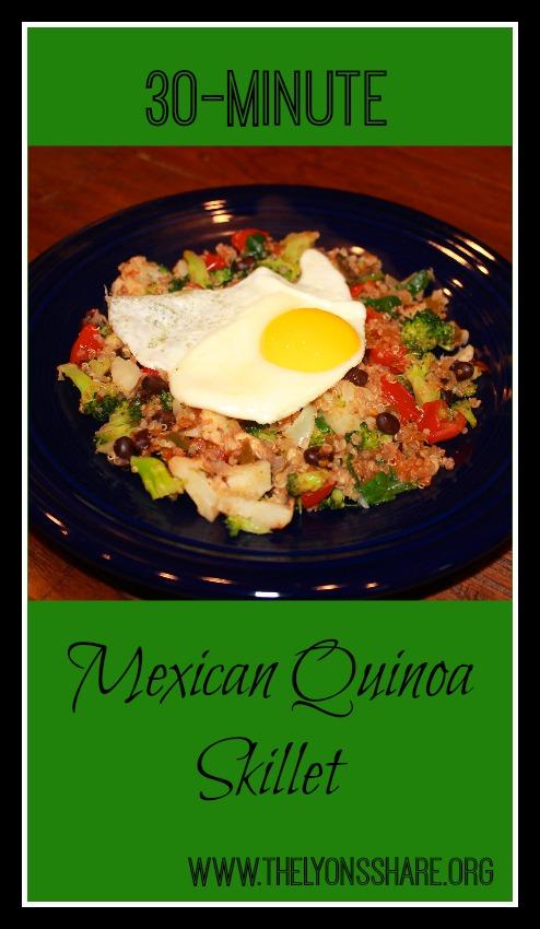 30-minute-mexican-quinoa-skillet
