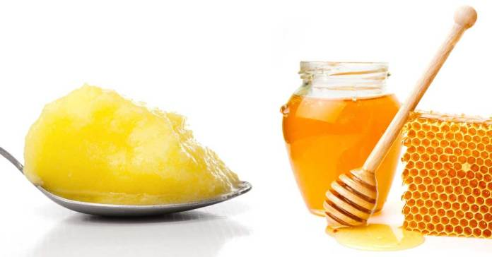Ghee and Honey
