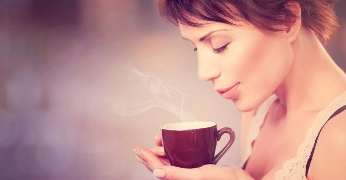 If You're Going To Drink Coffee, Make It Caffeinated.