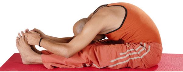 Pachimottan Asana (Posterior Stretching Pose)
