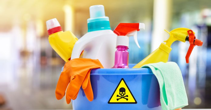 Toxic Household Products Poisoning Your Homes.