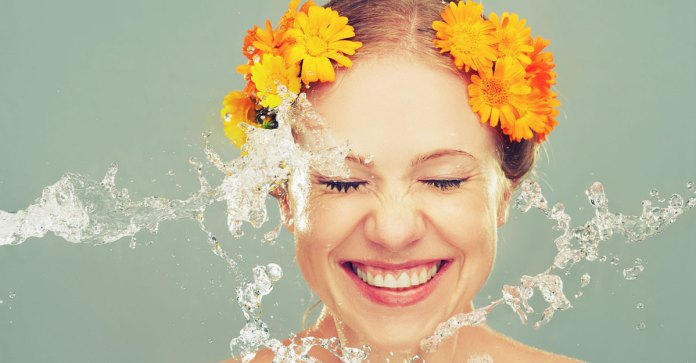 All Natural 4 Step Guide For Glowing Flawless Skin