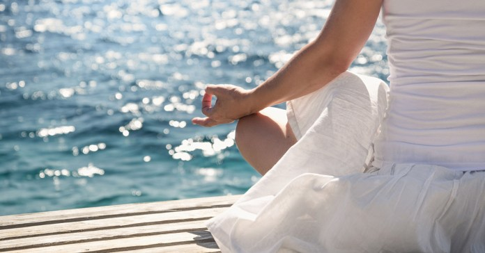 Yoga and Meditation to Relieve Stress