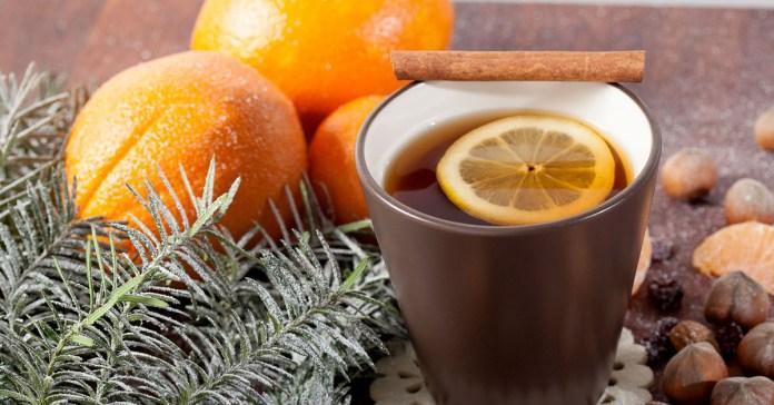 Orange Tea And Its Goodness