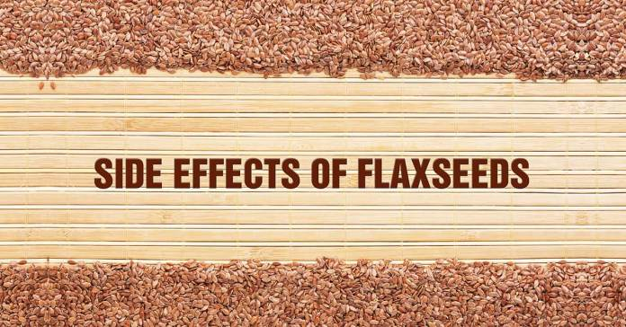 Side Effects Of Flaxseeds