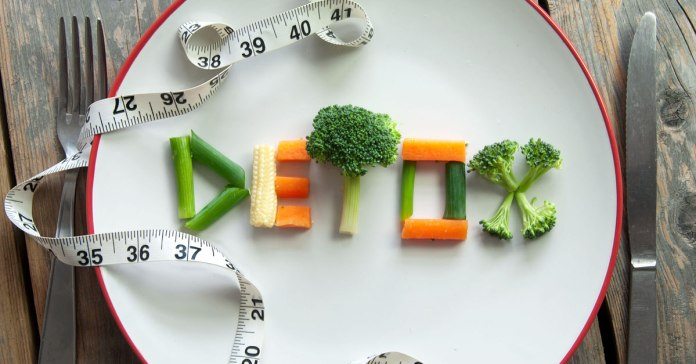 Why Detoxing Is An Essential First Step To Weight Loss?