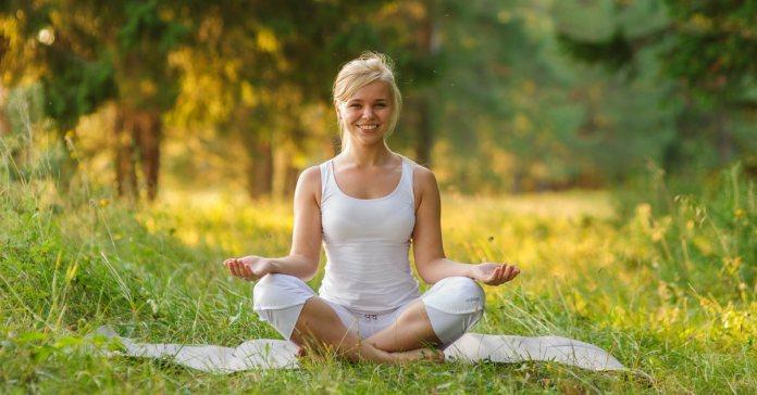 Restorative Yoga Practice To Relieve Chronic Arthritis Pain