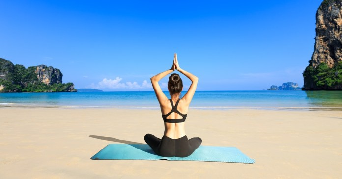 Yoga for Holiday Stress