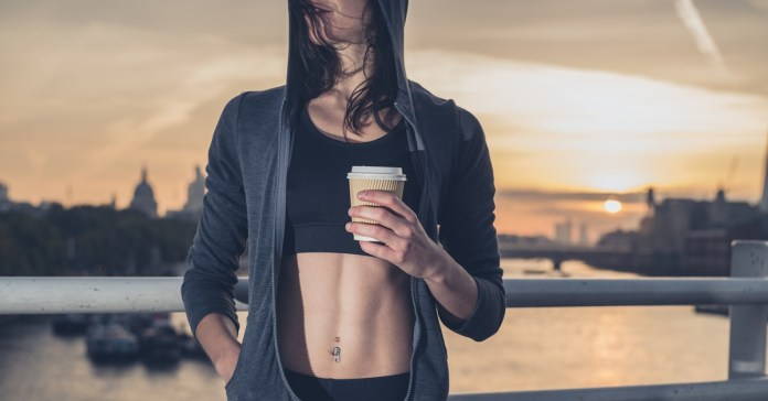 Why You Should Drink A Cup of Coffee Before You Exercise?