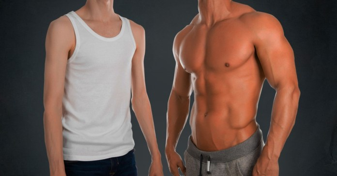 How To Go From Skinny To Muscular Without Weights