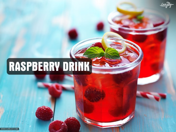 13-Raspberry-drink