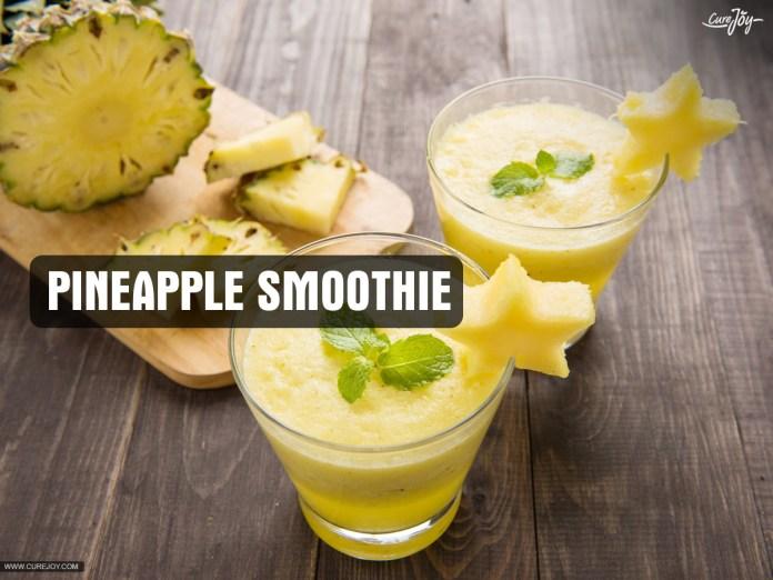 15-Pineapple-smoothie