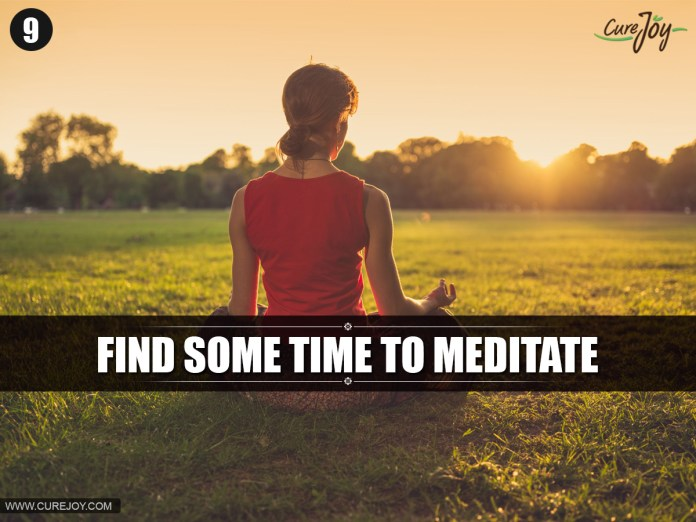 9-Find-some-time-to-meditate