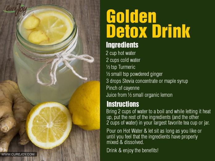 Golden-Detox-Drink