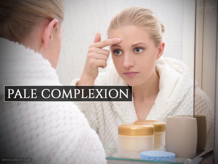 Pale-Complexion