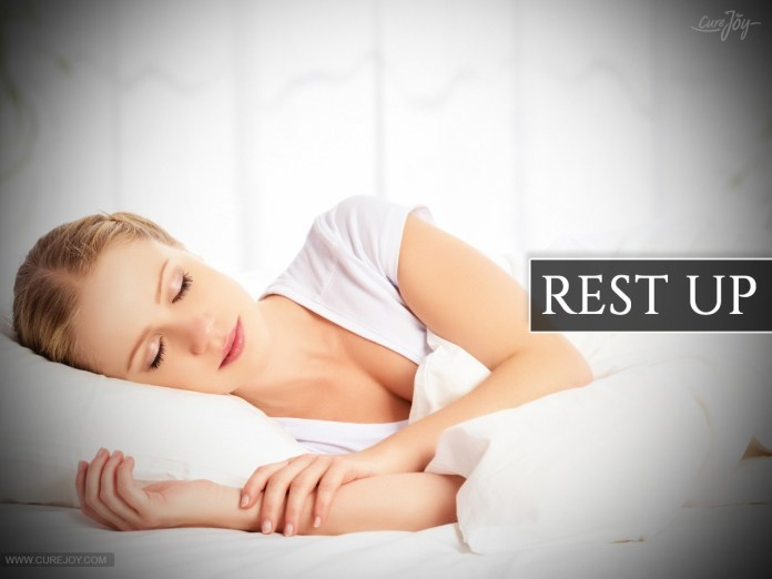 Rest-up