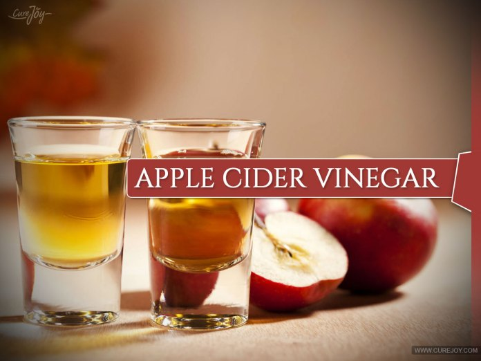 Apple-Cider-Vinegar: herbs to dissolve uric acid