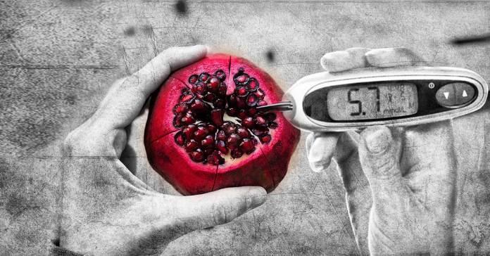 Pomegranates Good For Diabetes