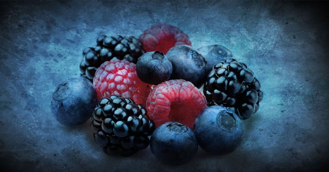 Eat blueberries to improve eyesight