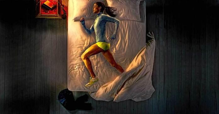 Running For Better Sleep