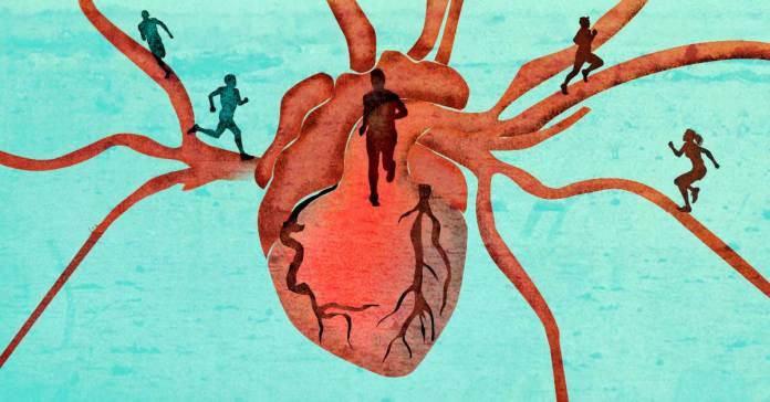 Running For Good Heart Health