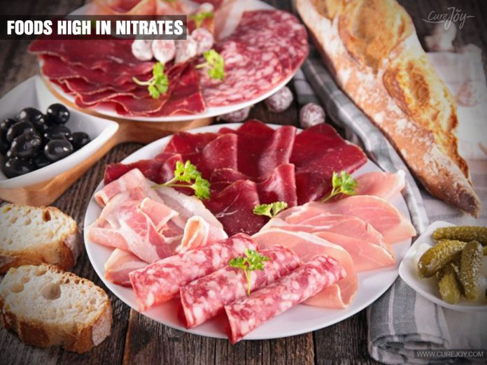 foods-high-in-nitrates
