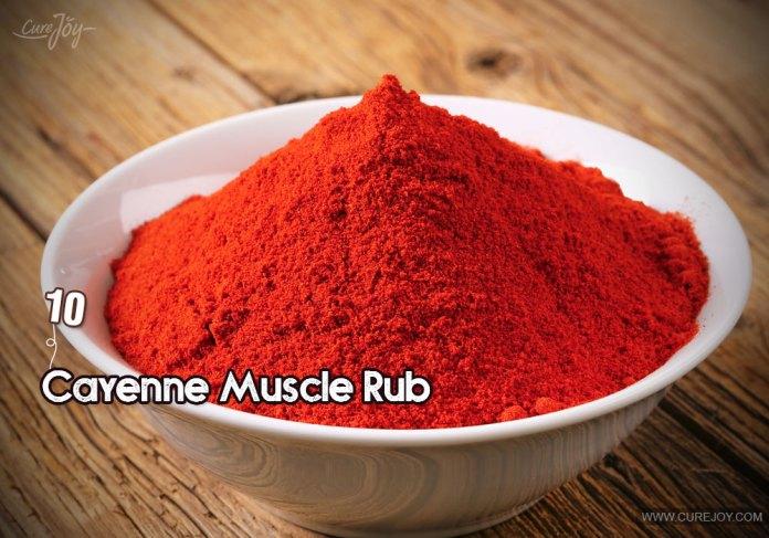 10-cayenne-muscle-rub