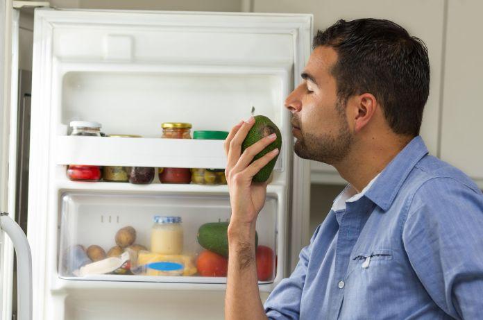 Smell check to pick a ripe avocado