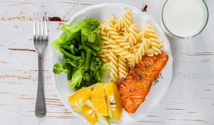 Control portion sizes to reduce belly fat