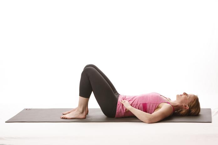 pelvic tilt to ease lower back pain