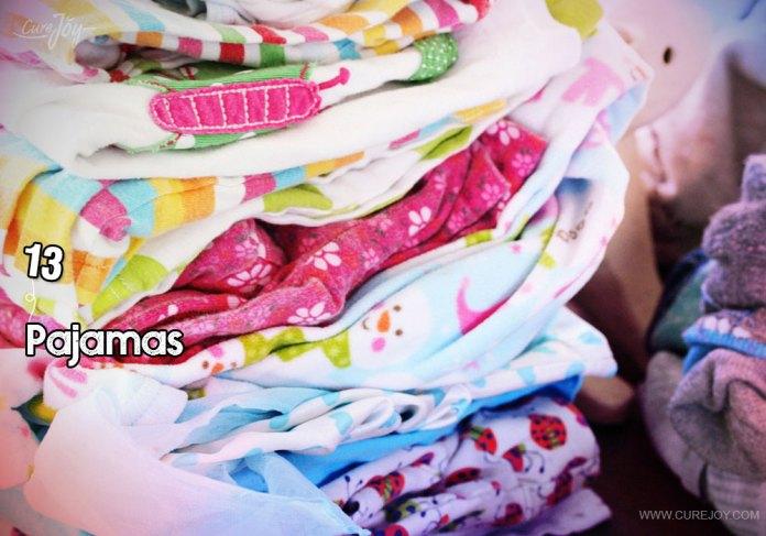 13-pajamas