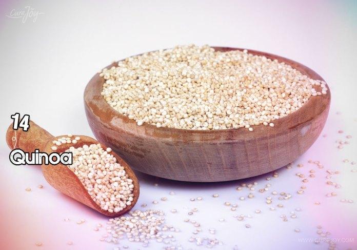 14-quinoa