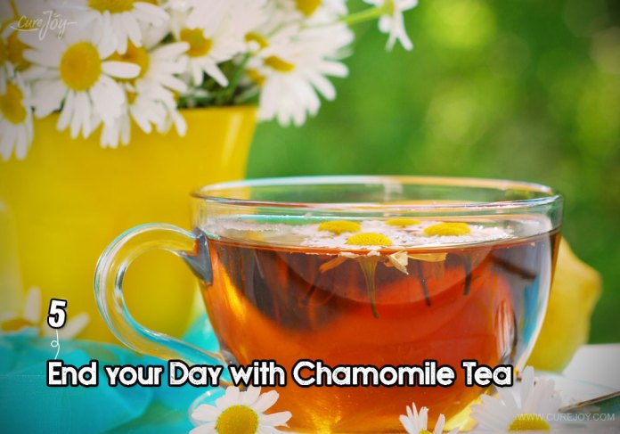 5-end-your-day-with-chamomile-tea