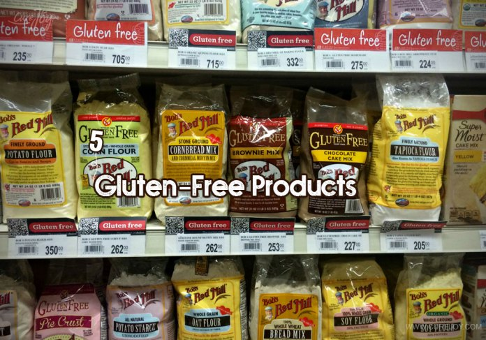 5-gluten-free-products