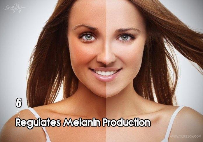 6-regulates-melanin-production