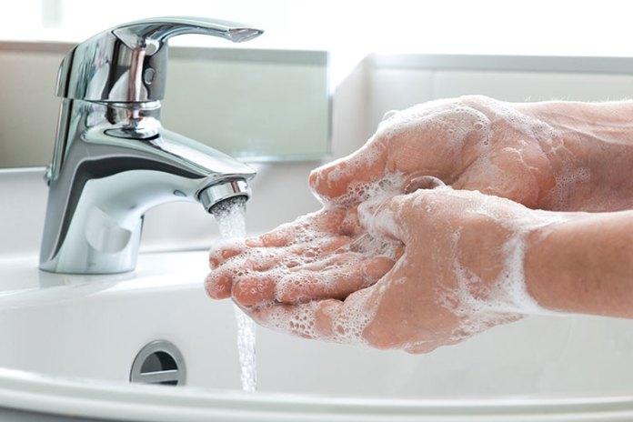 Keep yourself clean.