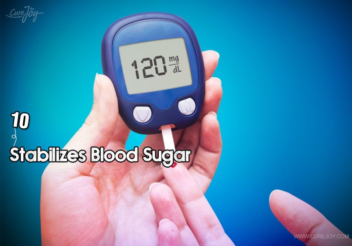 10-stabilizes-blood-sugar
