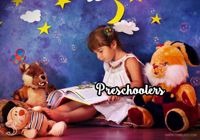 3-preschoolers